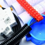 Komponenten für elektische Installationen