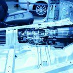 Schaltgetriebe eines Auto