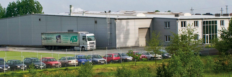 ATL Standort Tworog bei Katowice in Polen