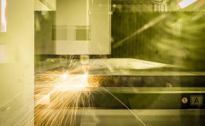 Laserschneidanlagen von ATL Luhden